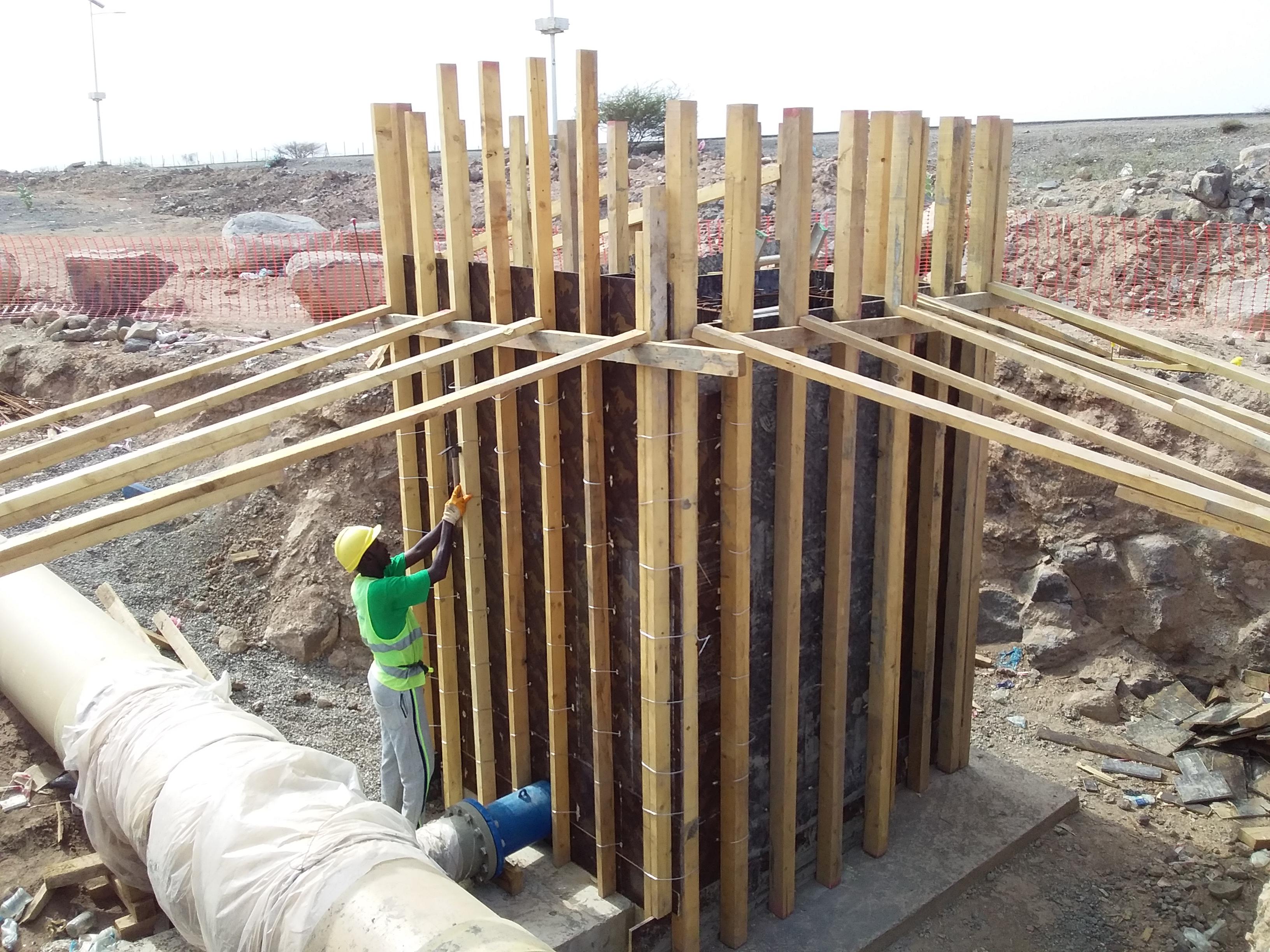 OSCA COMPANY   Construction Company